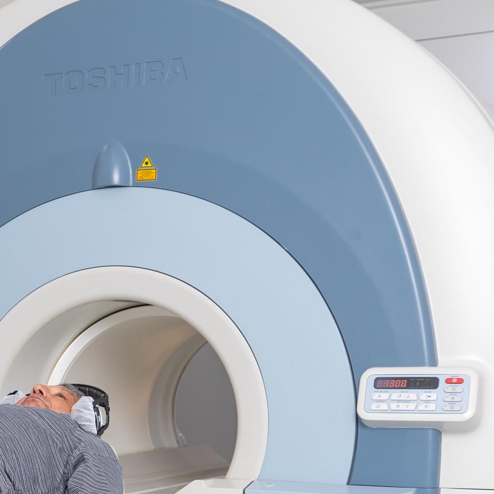 Magnetresonanztomograph - Strahlentherapie MRT & NUK Schwäbisch Gmünd