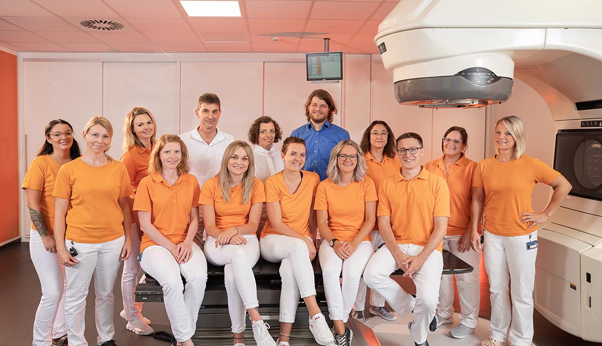 Team - Strahlentherapie MRT & NUK Schwäbisch Gmünd